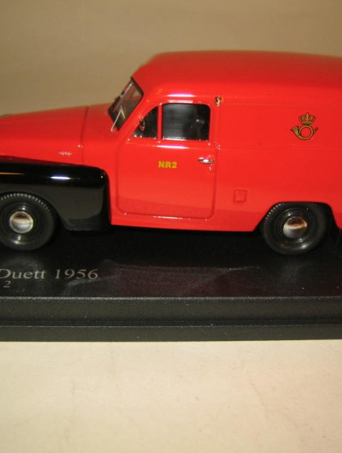 SMNC005 Nordic Collection Troféu Volvo 445 Duett 1956 Posten #2 Norway side view