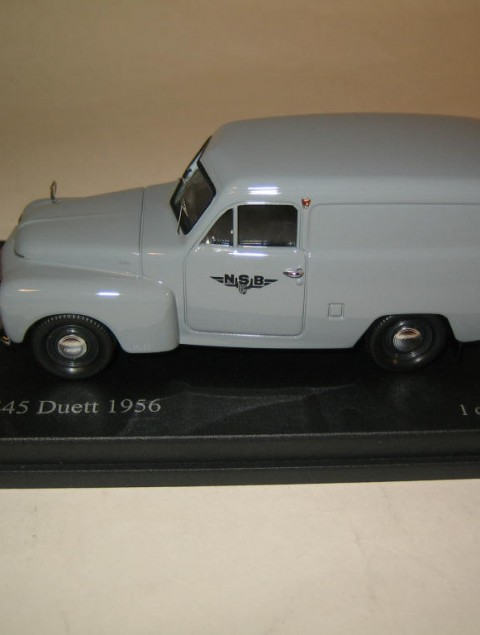 SMNC016 Nordic Collection Troféu Volvo 445 Duett 1956 NSB side view