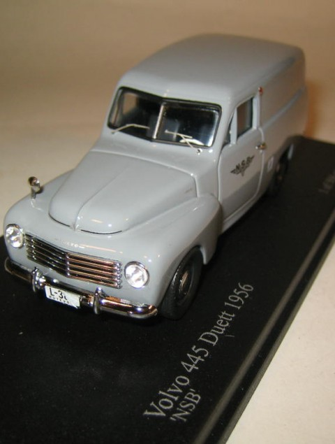 SMNC016 Nordic Collection Troféu Volvo 445 Duett 1956 NSB front view