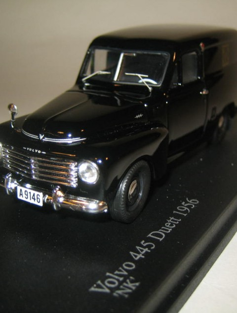 SMNC017 Nordic Collection Troféu Volvo 445 Duett 1956 NK front view