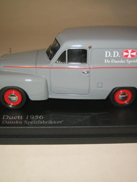 SMNC018 Nordic Collection Troféu Volvo 445 Duett 1956 DDSF side view