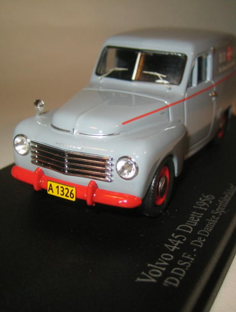 SMNC018 Nordic Collection Troféu Volvo 445 Duett 1956 DDSF front view
