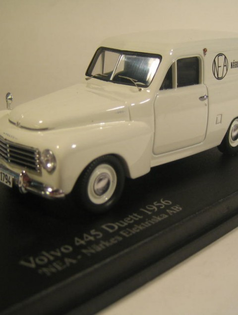 SMNC019 Nordic Collection Troféu Volvo 445 Duett 1956 NEA front view